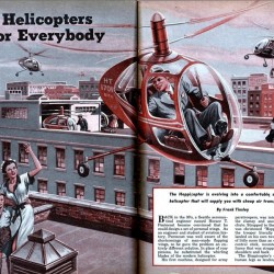 Helicopters for everybody