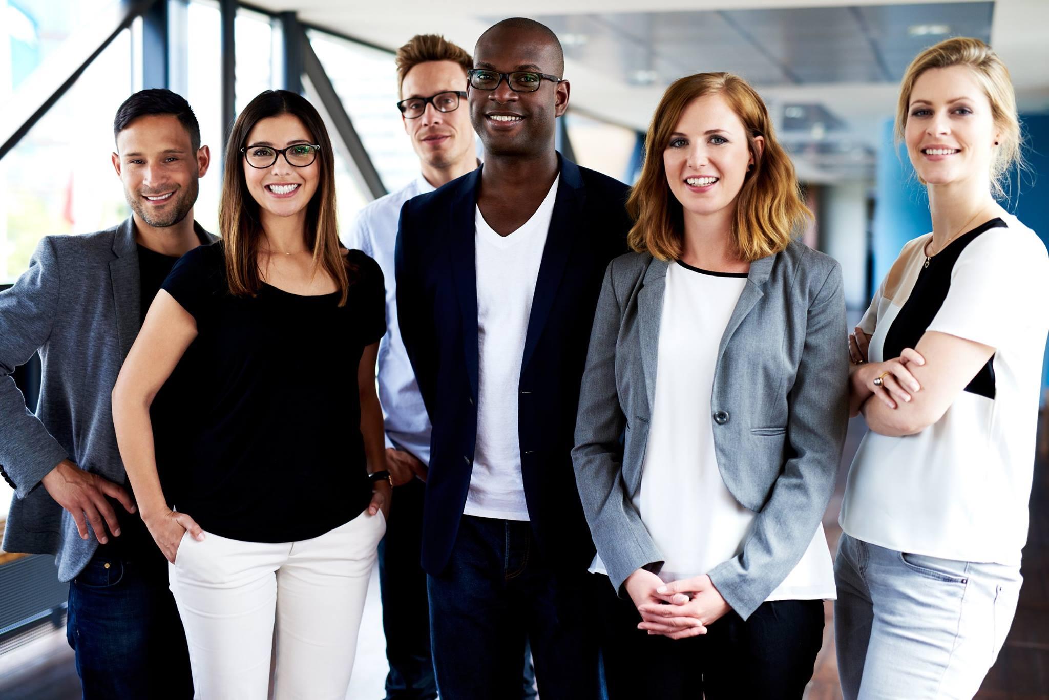 Interns and junior consultants